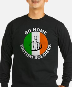 go home british soldiers T