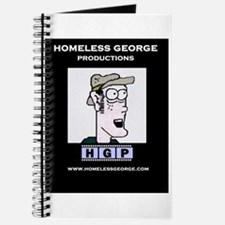 Homeless George Productions Logo Journal