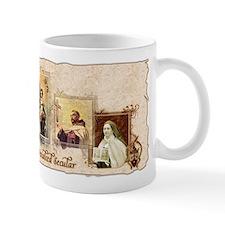 Carmelite Saints Small Mug