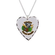 Storm Chaser - Kansas Necklace