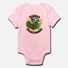 Storm Chaser - Kansas Infant Bodysuit