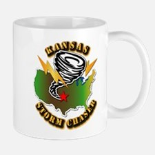 Storm Chaser - Kansas Mug