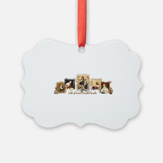 OCD Saints Ornament