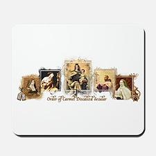 OCD Saints Mousepad