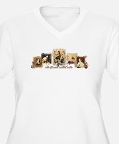 OCD Saints Plus Size T-Shirt