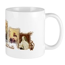 OCD Saints Small Mug