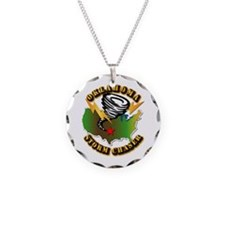 Storm Chaser - Oklahoma Necklace