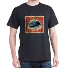 Rare Inverted Jenny Stamp T-Shirt