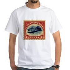 Rare Inverted Jenny Stamp Shirt