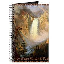 Yellowstone Falls Journal