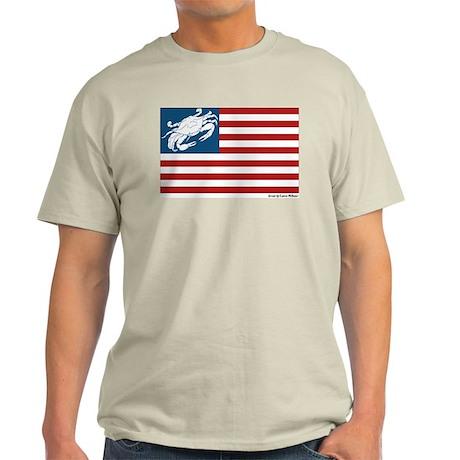 Patriotic Crab T-Shirt