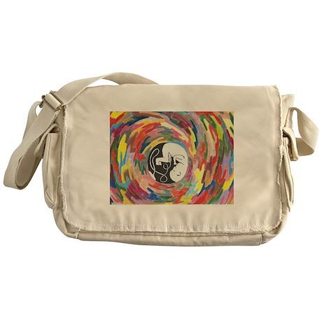 Diversity Womb Messenger Bag