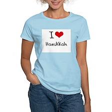 I Love Hanukkah T-Shirt