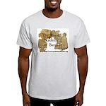 CLASSIC! (SCR) Ash Grey T-Shirt