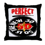 50 Is The New 30 Throw Pillow
