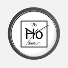 Ho Santium Element Wall Clock