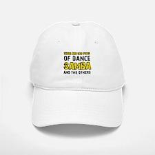 Samba dance designs Baseball Baseball Cap