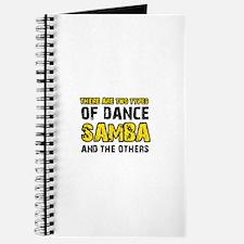 Samba dance designs Journal