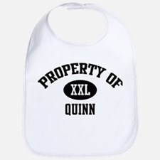 Property of Quinn Bib