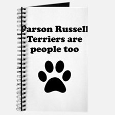 Parson Russell Terriers Are People Too Journal
