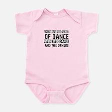 Irish Step dance designs Infant Bodysuit