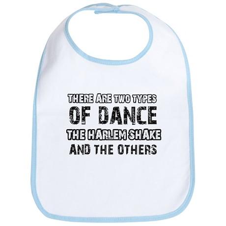 The Harlem Shake dance designs Bib