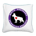 WSGP LOGO Square Canvas Pillow