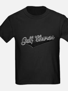 Gulf Shores, Retro, T-Shirt