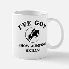 Show Jumping gift items Mug
