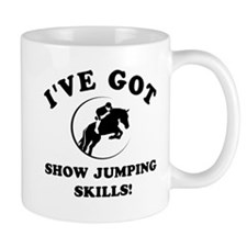 Show Jumping gift items Mug