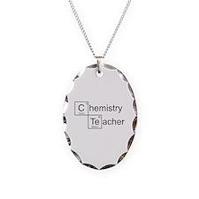 Chemistry Teacher Necklace