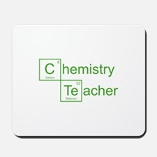 Chemistry Teacher Mousepad