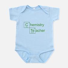 Chemistry Teacher Infant Bodysuit