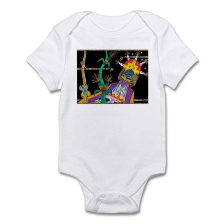 Beauty All Around Us Infant Bodysuit