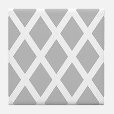 'Diamonds' Tile Coaster