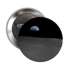 "Earth Rise 2.25"" Button"