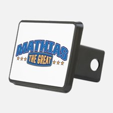 The Great Mathias Hitch Cover