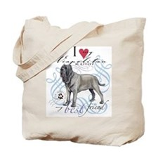 Mastino Tote Bag
