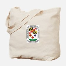 VOLUNTEER PATCH.jpg Tote Bag