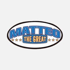 The Great Matteo Patches
