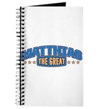 The Great Matthias Journal