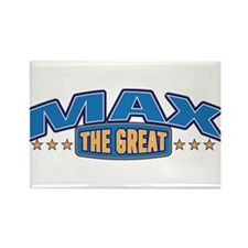 The Great Max Rectangle Magnet