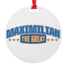 The Great Maximilian Ornament
