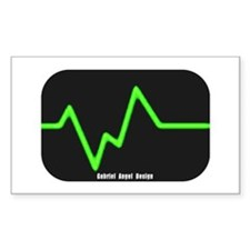 Envy Beat Rectangle Decal