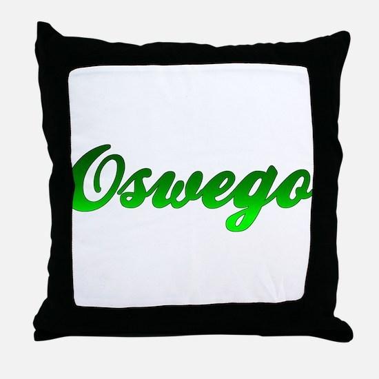 Oswego Throw Pillow