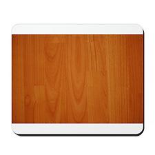 Cherry Wood Grain Mousepad