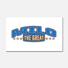 The Great Milo Car Magnet 20 x 12