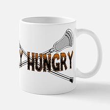 Lacrosse Stay Hungry Mug
