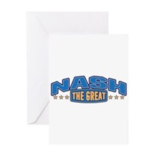 The Great Nash Greeting Card