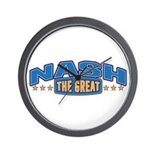 The Great Nash Wall Clock